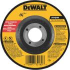 DeWalt HP Type 27 5 In. x 0.045 In. x 7/8 In. Metal/Stainless Cut-Off Wheel Image 1