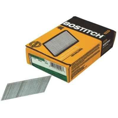 Bostitch 15-Gauge Coated 25 Degree FN-Style Angled Finish Nail, 2-1/4 In. (3655 Ct.)
