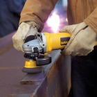 DeWalt 3 In. Knotted 0.020 In. Angle Grinder Wire Brush Image 3