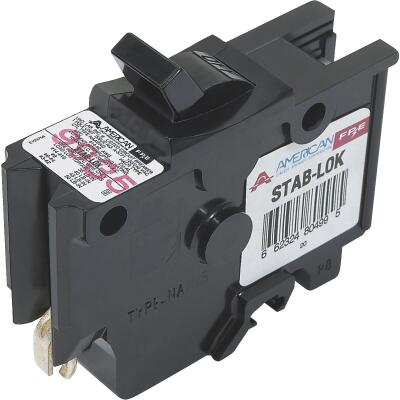 Connecticut Electric 50A Single-Pole Standard Trip Packaged Replacement Circuit Breaker For Federal Pacific
