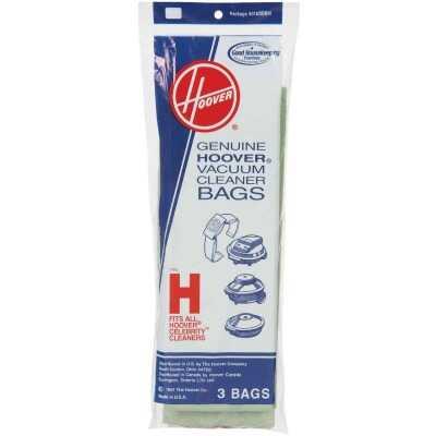 Hoover Type H Standard Vacuum Bag (3-Pack)