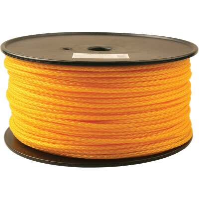 Do it 3/16 In. x 650 Ft. Yellow Braided Polypropylene Rope